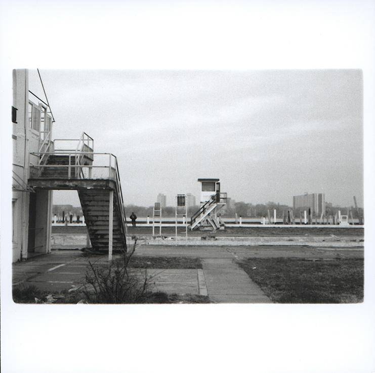Belle Isle Polaroid