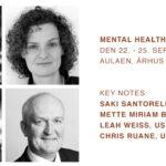 Vigtig konference om psykisk sundhed i Århus i september