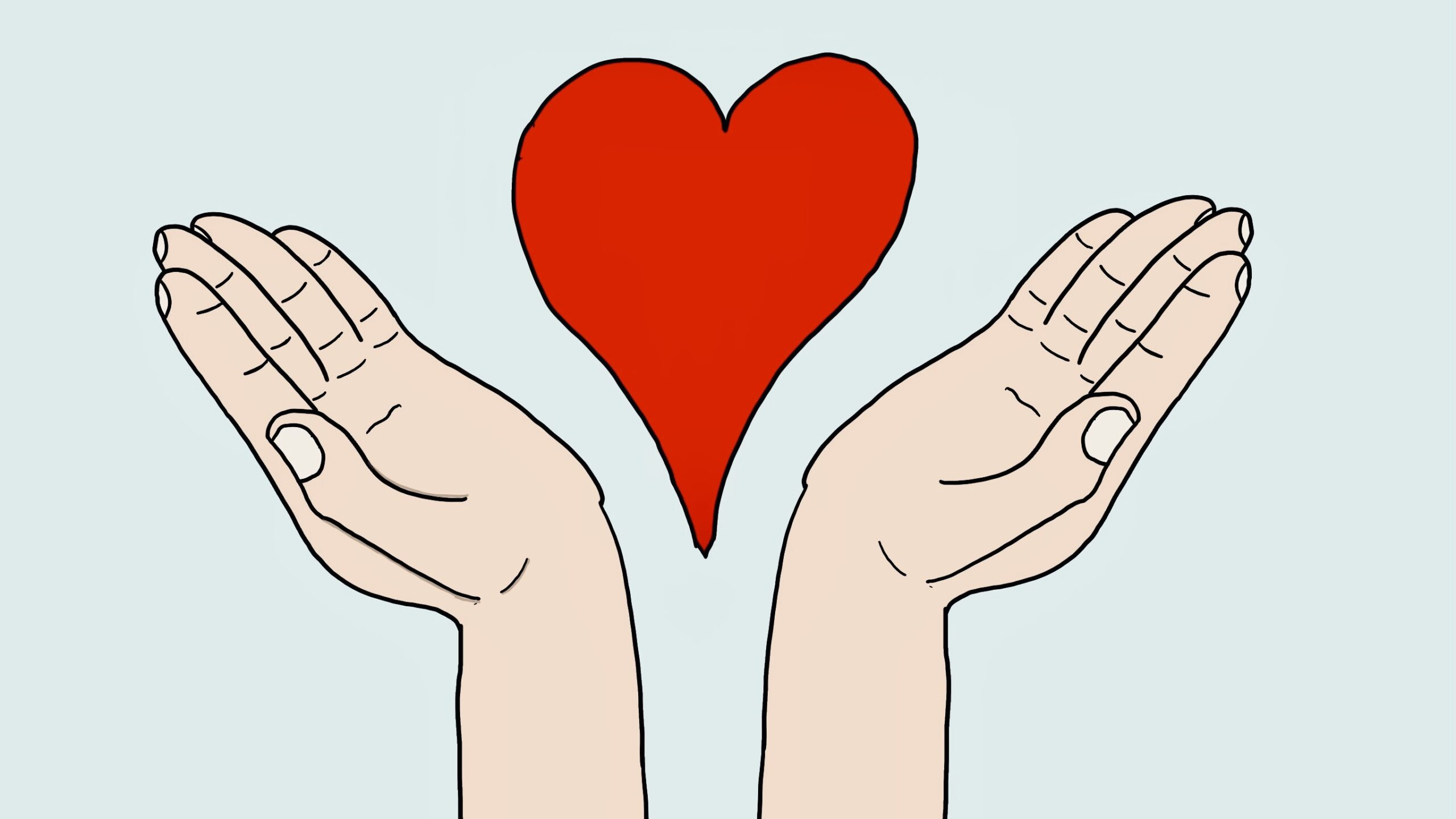 Daniel Hender og hjerte